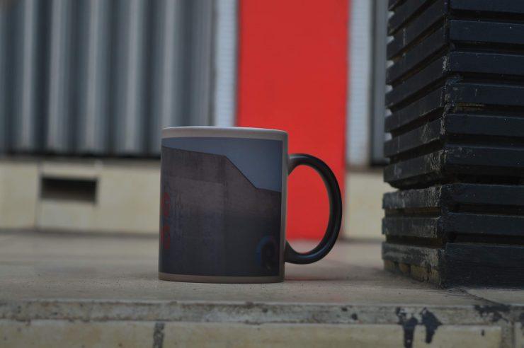 Mug Magic Bunglon Tangerang